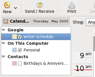how to connect google calendar and google group