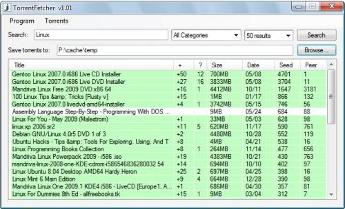 free download torrent search engine