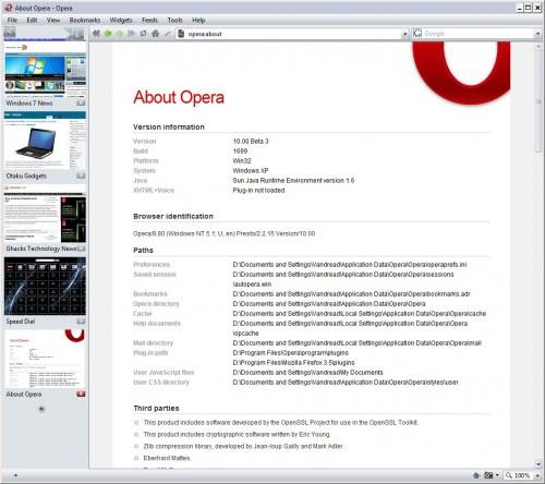 opera10 beta3