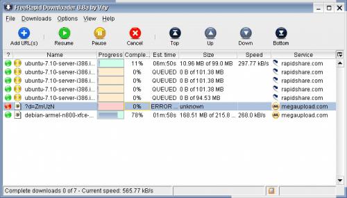 free file hosting downloader
