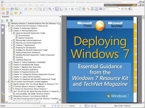 deploying windows 7
