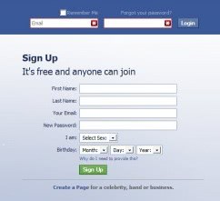 Facebook Login Page Help And Troubleshooting