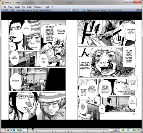 Manga Reader MangaMeeya
