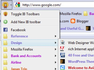firefox bookmarks