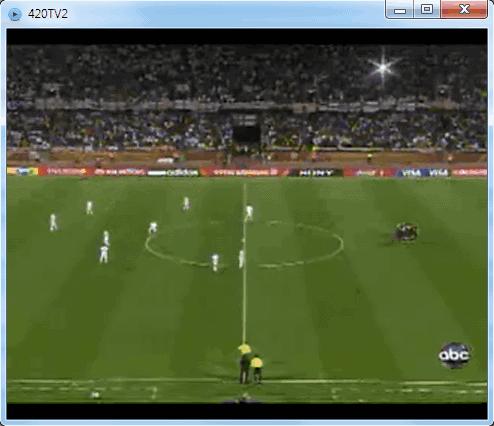 live soccer net