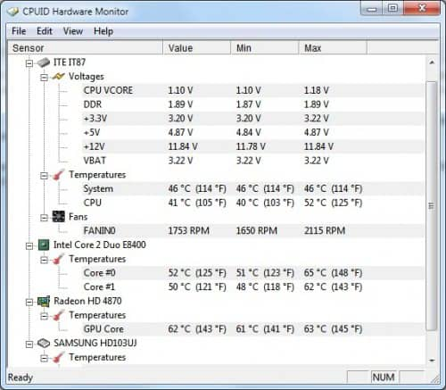 Fix Overheating Issues With Pc Temp Monitoring Apps