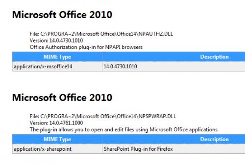 microsoft office plugins