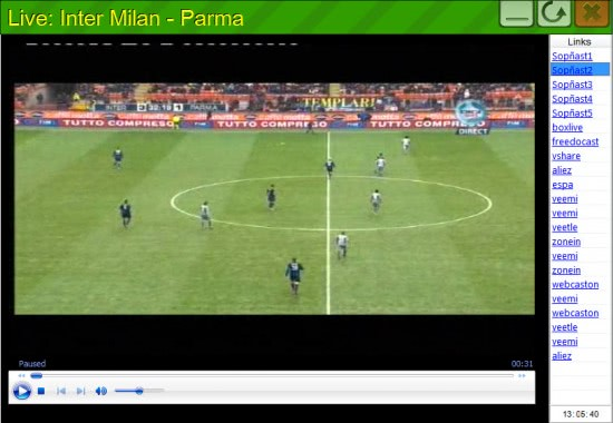 live tv online sports