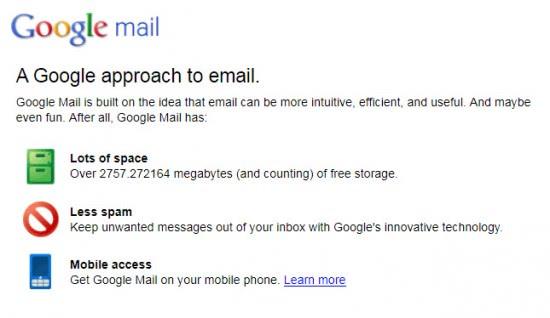 Gmail (Google Mail) Overview - gHacks Tech News
