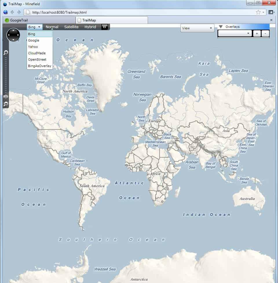 Website Index Site Map: Custom Map Converter « WTI NewsBlog