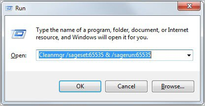 How To Run The Advanced Disk Cleanup Version In Windows ...