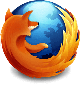 identity logo firefox