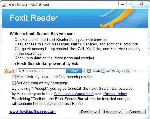 foxit reader 2