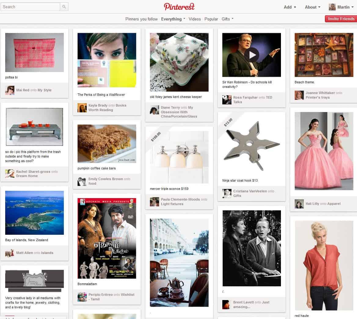 Pinterest.com All