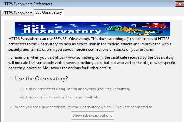 ssl observatory