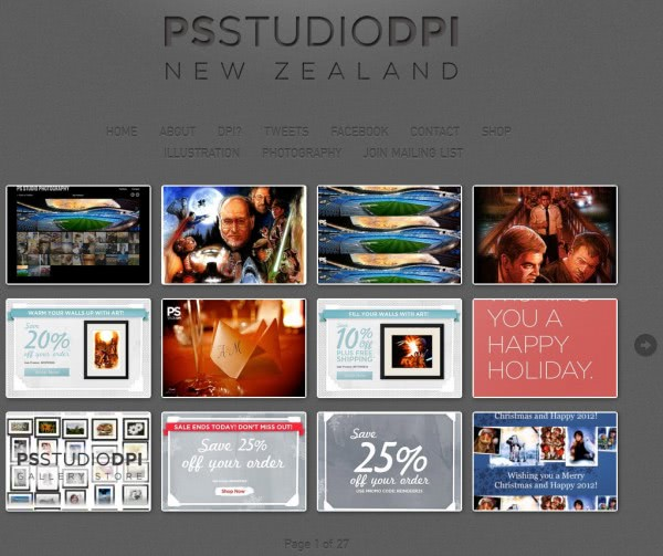 posterous example site