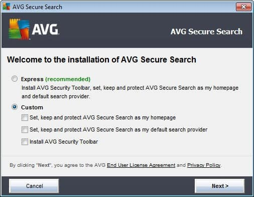 Secure Search | Search the web safely and privately | AVG