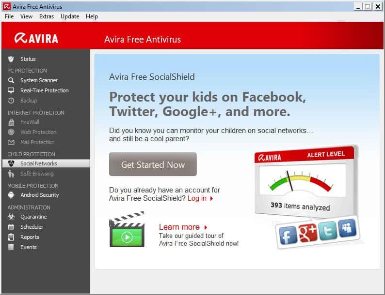 telecharger antivirus avira 2013 gratuit