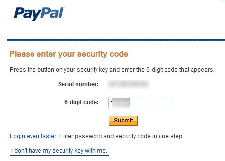 how to change your paypal security questions