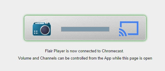 how to add chromecast extension