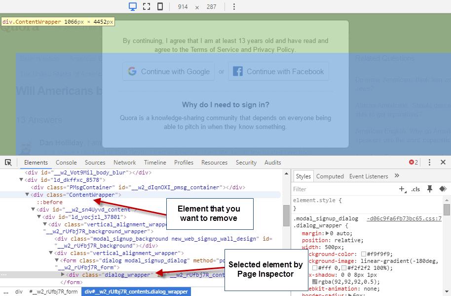 adjust code position