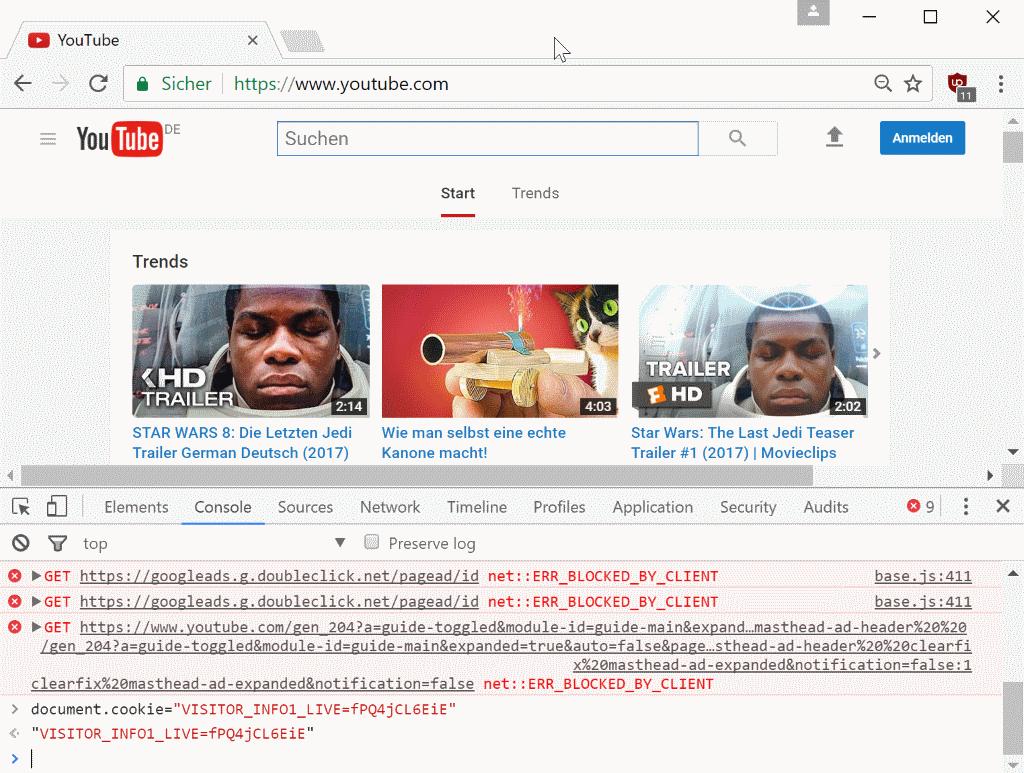youtube-chrome-dark-mode Google working on dark mode for YouTube