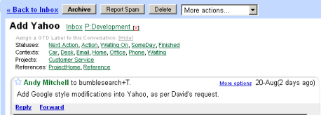 getting things done gmail firefox extension