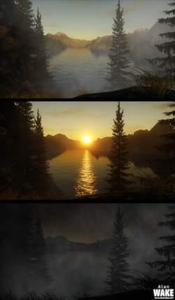 alan wake dynamic world screenshot 1