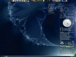 samurize desktop enhancer system monitor