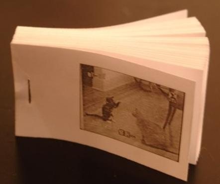 create your own flipbook
