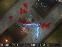 bloodmasters freeware game