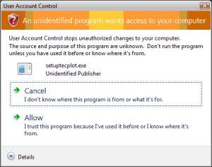 vista user account control