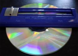 compact disk eraser