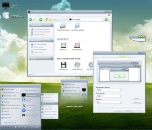 thalios visual style windows xp