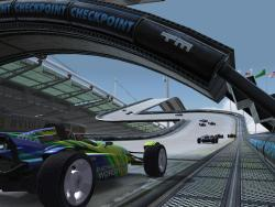 Trackmania Nations 1