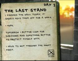 the last stand flash game
