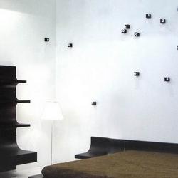 random wall clock