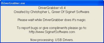 driver grabber