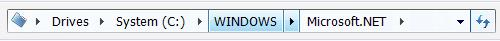 qt address bar breadcrumbs xp