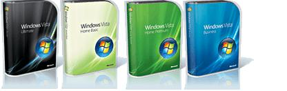 windows vista differences