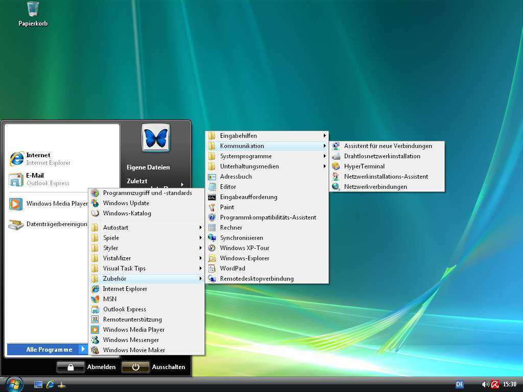 How To Backup Windows Vista Home Premium System