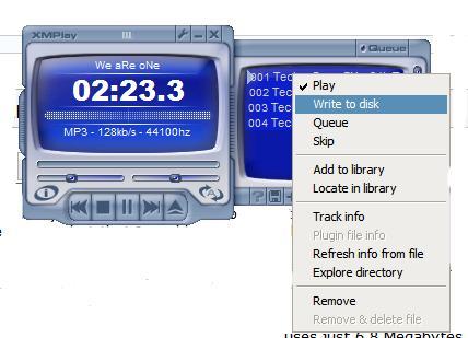 record internet radio streams