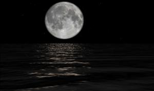 dreamscene midnight moon background