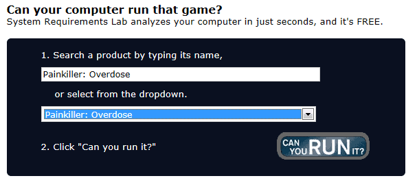 Can your computer run the game?