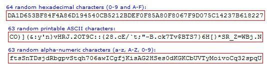 high securiy password generator