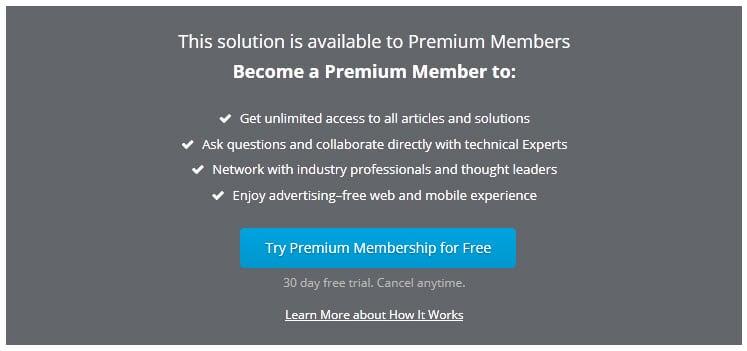 experts-exchange.com premium