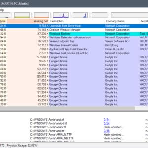 process explorer malicious