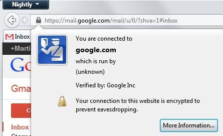 secure website phishing