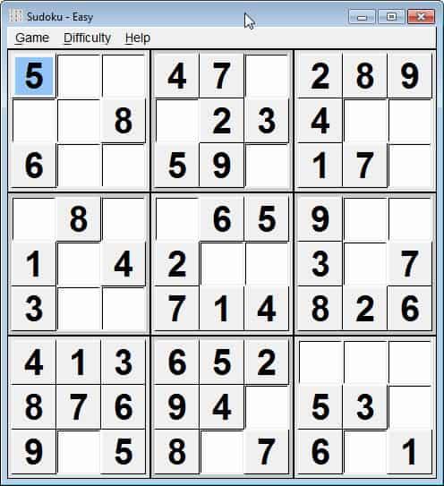 portable sudoku