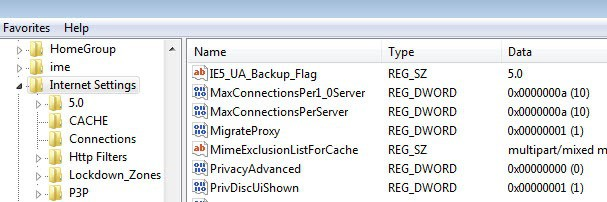 internet explorer connection limit
